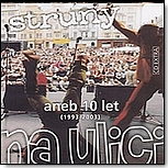CD Struny na ulici - 10 let